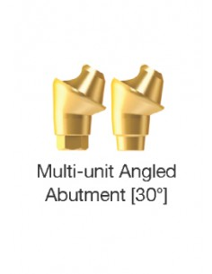 Multi Unit Abutment Angled 30 AnyRidge System